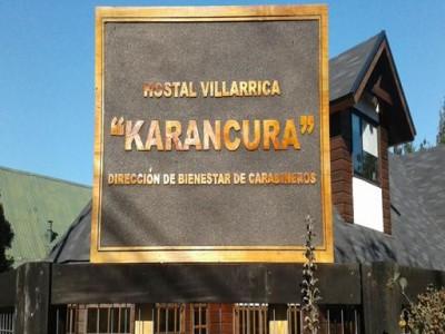 HOSTAL VILLARRICA  SS.OO KARANCURA